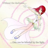 Kairi and the Light by jolynnmangaka