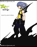 KH Manga Chapter 17 Color by GreenMotion