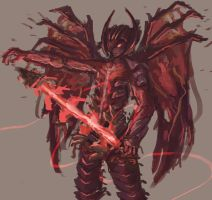 Aatrox - League of Legends A to Z by JamesExcalibur