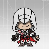 Assassin's Creed - Ezio by criz