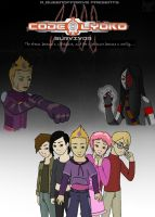 Code Lyoko: Survivor by A-queenoffairys