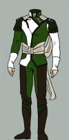 Rusak's Awful Uniform by emperial