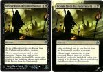 Altered MTG -Rescue From The Underworld by litmanen1
