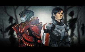 Commander? by Seless