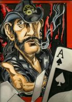 Lemmy by papinucho
