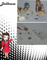 Dollhouse - poker cards by piojote