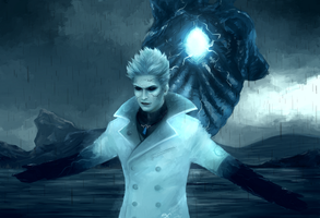 Hollow Vergil by omurizer