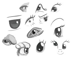 Eye Doodles by Tsitra360