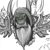Gul'dan that'll never be finished by Urtsho-senpai