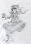 .: Witch of Space :. by aquatic4l