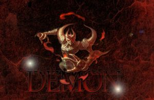 Hell's Demon by mademyown