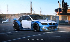 Stanceworks Esque E92 by The--Kyza