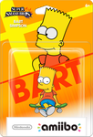Bart Simpson Amiibo Box (SSB4) by BartSimpsonFan2015