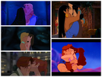 Top 5 Most Passionate Animated Kisses by ShamanGirl1