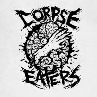 CORPSE EATERS logo by tremorizer