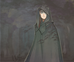 I Saw An Elf Once by Iseijin