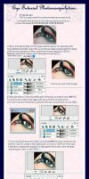 Eye Tutorial Photomanipulation by erykucciola-sToCk