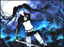 Black Rock shooter by Kim-Rae-Sa