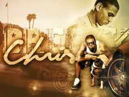 Chris Breezy by Che1ique