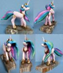 Princess Celestia by DaOldHorse