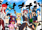 Fairy Tail is back collab FT 435 by Maxibostero