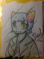 Nepeta Leijon by Panda-child