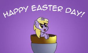 Dinky wishes you Happy Easter Day by GoggleSparks