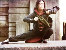 assassin's creed Shao Jun Cosplay by smallrinilady