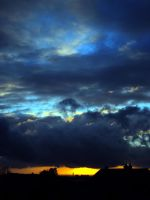 AprilSunset3 by Becwa