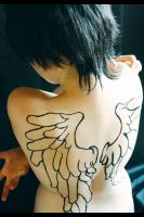 + Kamui Shiro Tattoo + by LilyMilkshake