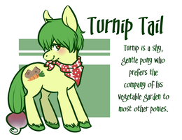 Turnip Tail by voyeurs