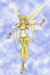 Eva - enchantix pose by Winx-Yvonne