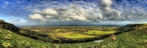 Ditchling Beacon by wreck-photography