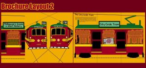 City Circle Tram Brochure by dustbean11
