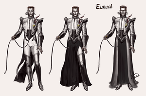 Eunuch-evolution by setvasai