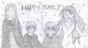 aph: Happy Family OuO by LoveEmerald