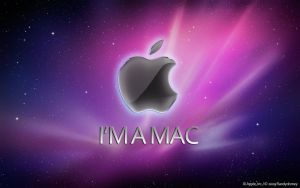 IMAMAC - Apple Wallpaper by Randydorney