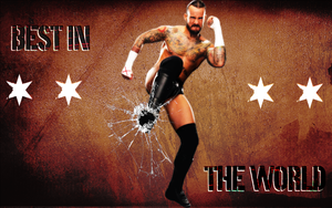 CM Punk - Best in the World by cstm