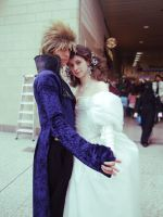 Sarah And Jareth Labyrinth2 by vanilla-yaz-showroom