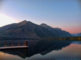 Lake MacDonald 2 by rocamiadesign