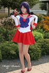 Sailor Moon Crystal Sailor Mars by SailorSamara