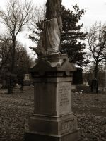 Cemetery Stock 52 by Bound-By-Leather