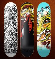 Deck Art collect 2 by treecore