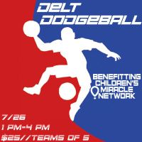 DeltDodgeball by moxicontin