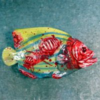 Zombie Fish Imperial Angelfish by Undead-Art