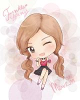 Twinkle Tiffany 2012.04.26 by mewzim