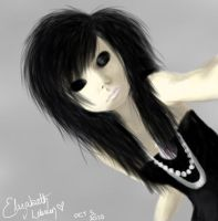 scene girl by 2stich2