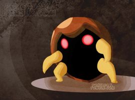 A Wild Kabuto Appears by Pokeaday