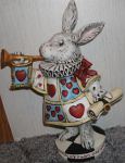 Follow the White Rabbit... by MadForHatters