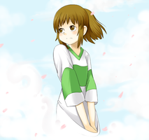 Chihiro by Crystal-Comb